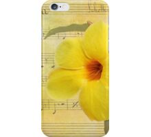 Mandevilla and Maria iPhone Case/Skin