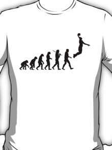 Evolution - jump T-Shirt