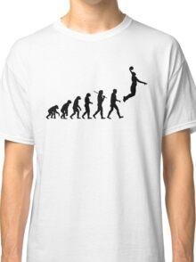 Evolution - jump Classic T-Shirt