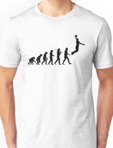 Evolution - jump Unisex T-Shirt