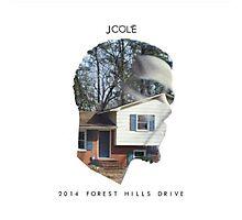 J. Cole - 2014 Forest Hills Drive Photographic Print