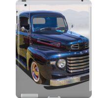 F Truck iPad Case/Skin
