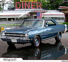 1969 Dodge Dart GTS by 454autoart