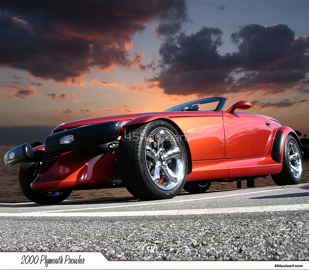 2000 Plymouth Prowler by 454autoart