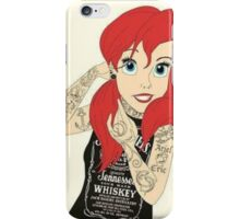 Punk Ariel iPhone Case/Skin