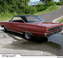 1967 Dodge Coronet R/T by 454autoart