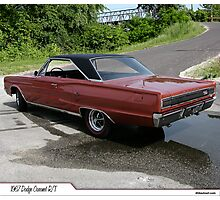 1967 Dodge Coronet R/T Photographic Print