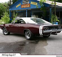 1968 Dodge Charger R/T by 454autoart