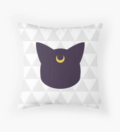 Sailor Moon: Luna Throw Pillow