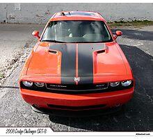 2008 Dodge Challenger SRT 8 Photographic Print