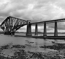The Forth Railbridge. by Finbarr Reilly