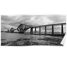 The Forth Railbridge. Poster