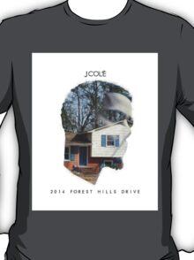 J. Cole - 2014 Forest Hills Drive T-Shirt