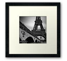 Tour de Eiffel Framed Print
