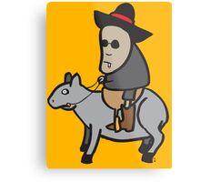 The tapir kid Metal Print