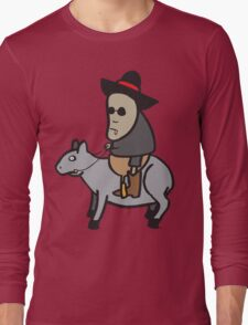 The tapir kid Long Sleeve T-Shirt
