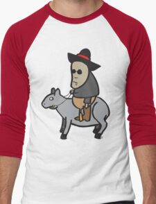 The tapir kid Men's Baseball ¾ T-Shirt