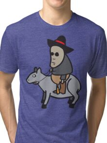 The tapir kid Tri-blend T-Shirt