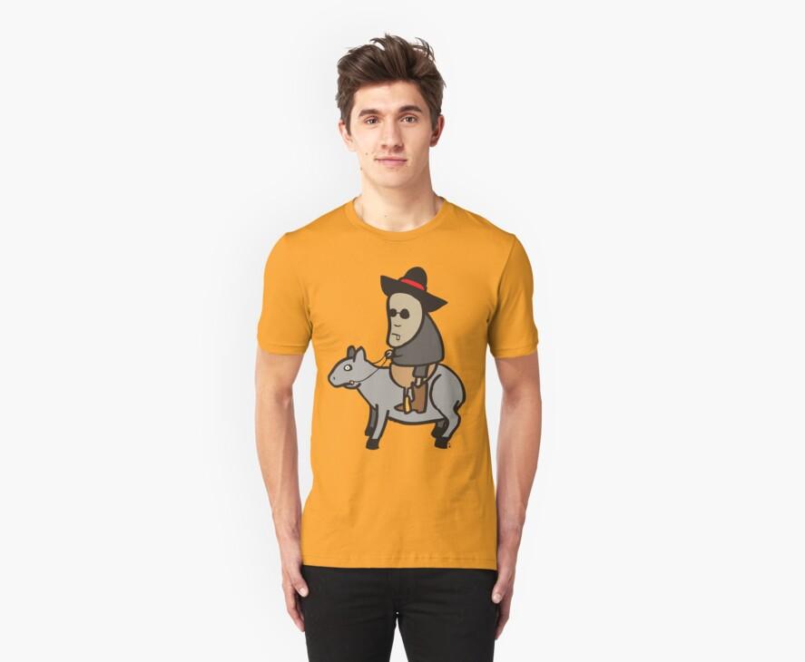 The tapir kid by InkRain