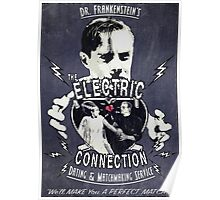 The Electric Connection (Distressed Version) Poster