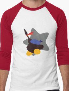 Bandana Dee - Sunset Shores Men's Baseball ¾ T-Shirt