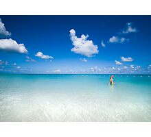 solitary paradise Photographic Print