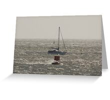 Windy Roa Channel Greeting Card