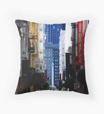 Union Square Brilliance Throw Pillow