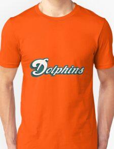 miami dolphins logo 4 T-Shirt