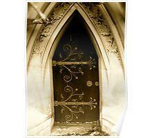 the secret doorway Poster