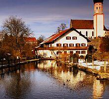 Werdenfelser Lakes & Ponds, Bavaria by Kasia-D