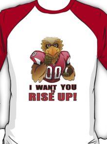 atlanta falcons rise up 2 T-Shirt