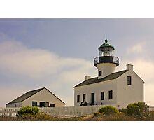 Old Point Loma Lighthouse San Diego, California Photographic Print