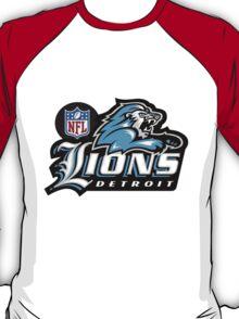 detroit lions logo 2 T-Shirt