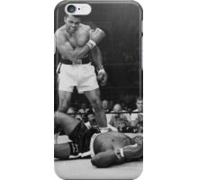 Cassius The Great iPhone Case/Skin