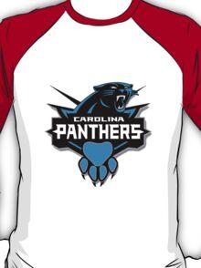 carolina panthers logo T-Shirt
