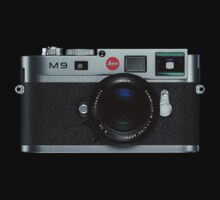 Leica M9 Grey Front by benjy