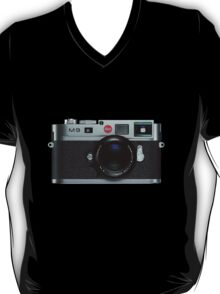 Leica M9 Grey Front T-Shirt