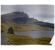 Old Man Of Storr 2, Isle of Skye Poster
