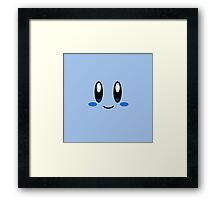 Blue Kirby Framed Print