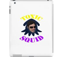 ToxicSquid For Light Backgrounds iPad Case/Skin