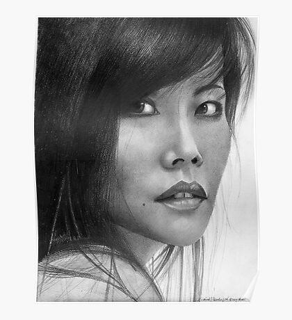 Mimi - Portrait of an Artist Poster