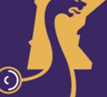 minnesota vikings logo 3 Sticker