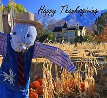 Happy Thanksgiving by Gene Praag