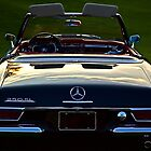 Mercedes Sunset by Timothy Meissen