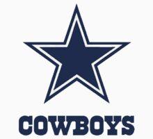 dallas cowboys logo by fearthefans
