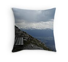 Pretty in 360 Throw Pillow