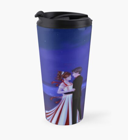Salty Air-Intense love does not measure,It just gives. Travel Mug