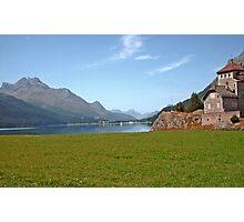 Switzerland, Engadine Photographic Print