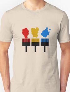 Paintbrush TShirt T-Shirt